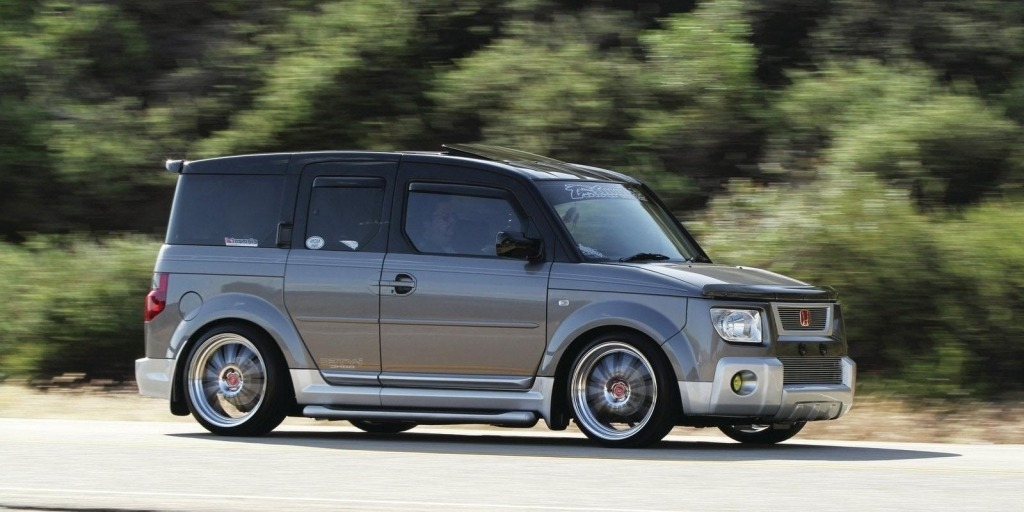2021 Honda Element Price