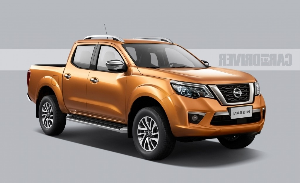 2021 Nissan Frontier Is Interior