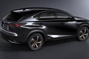 2020 Lexus RX 450h Spy Photos