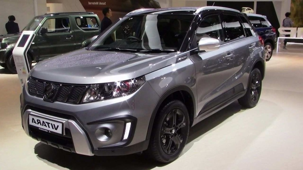 2020 Suzuki Grand Vitara Exterior
