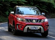2020 Suzuki Grand Vitara Redesign