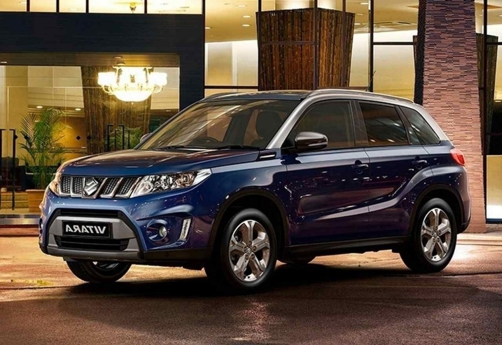 2020 Suzuki Grand Vitara Redesign