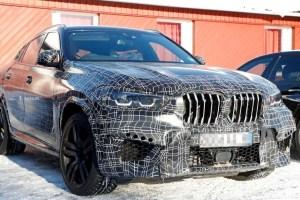 2021 BMW X6 Images