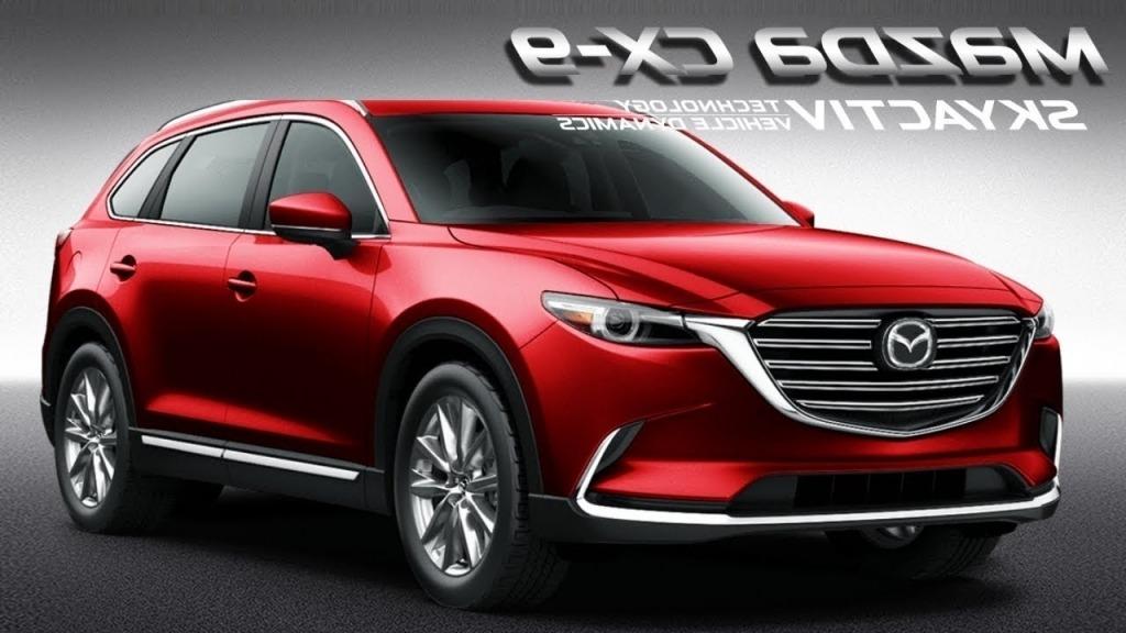 2021 Mazda CX 9 Images