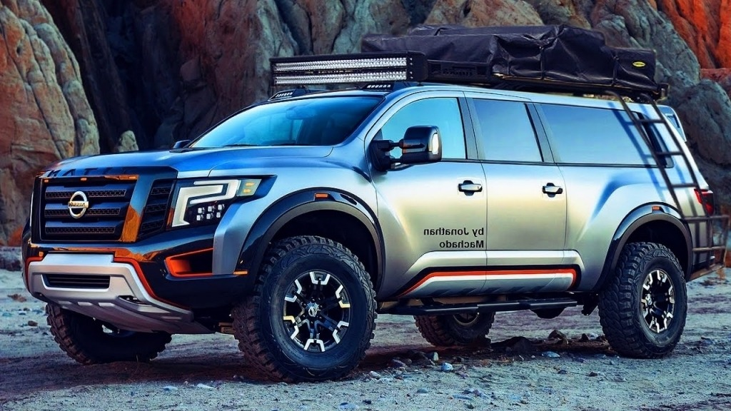 2021 Nissan Armada Redesign, Price, Release Date, and ...
