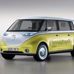 2020 Volkswagen Van Concept