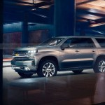2021 Chevy Tahoe Concept