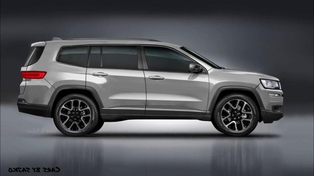 2021 Jeep Cherokee Release date