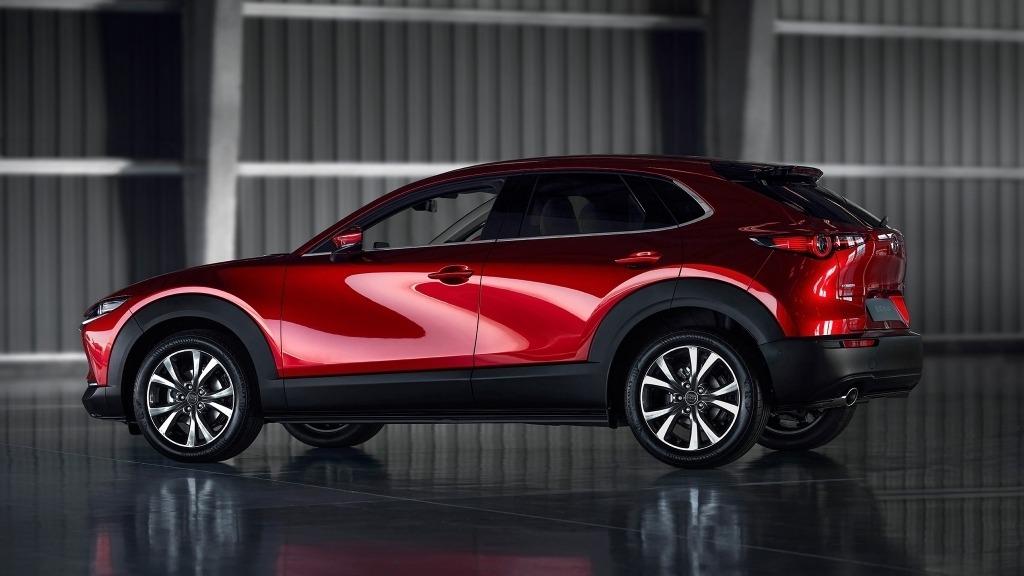 2021 Mazda CX3 Release Date