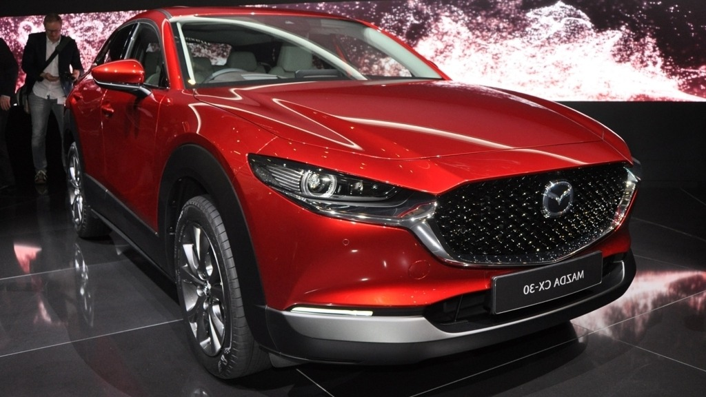 2021 Mazda CX3 Spy Photos