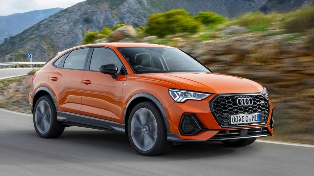 2021 Audi Q3 Concept