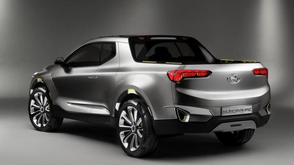 2021 Hyundai Santa Cruz Wallpapers