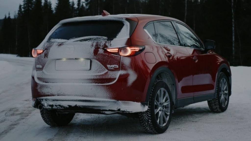2021 Mazda CX5 Release date