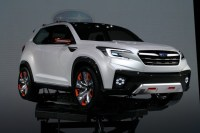 2021 Subaru Forester Exterior
