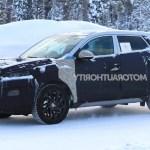 2021 Toyota RAV4 Spy Shots