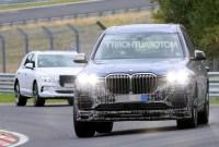 2021 BMW X7 Spy Photos
