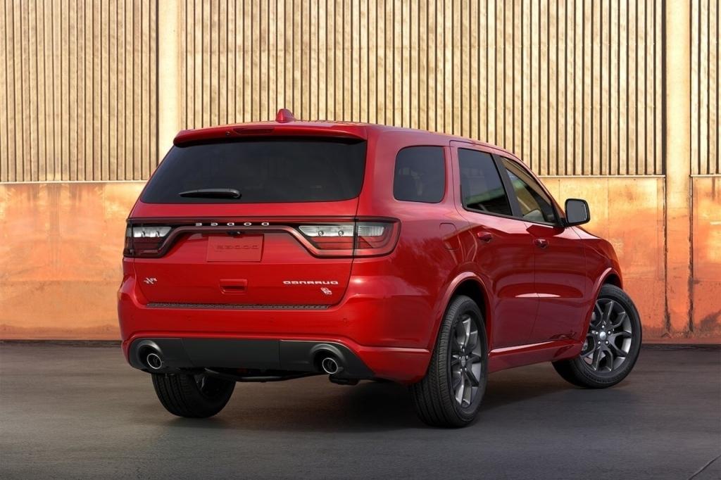 2021 Dodge Durango Redesign