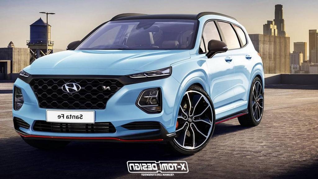 2021 Hyundai Santa Fe Wallpaper