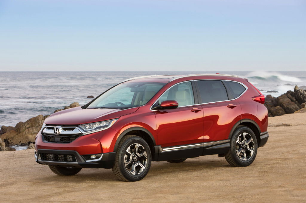 2022 Honda CRV Wallpaper