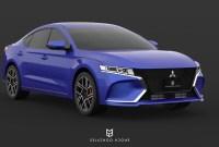 2022 Mitsubishi Galant VR4 Concept
