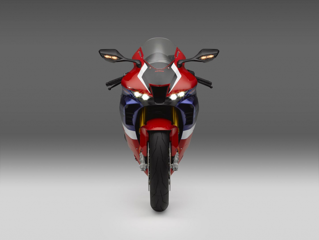 2021 Honda CBR1000RRR Engine