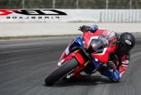 2021 Honda CBR1000RRR Spy Shots