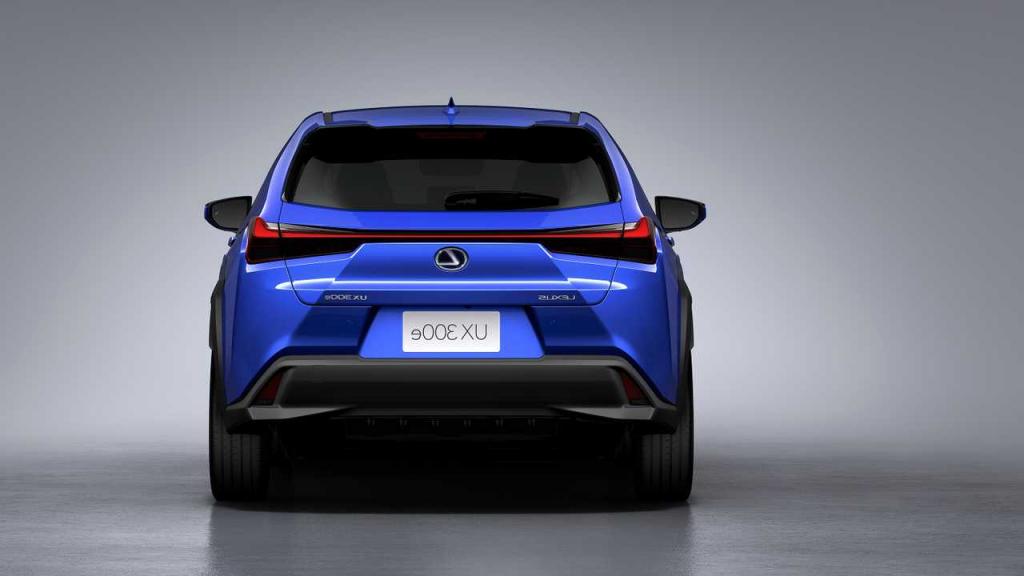 2021 Lexus UX300e Exterior
