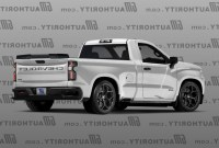 2021 Chevrolet Cheyenne Spy Photos