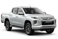 2021 Mitsubishi Triton Images
