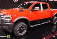 2021 Power Wagon Engine