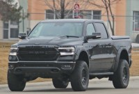 2021 Ram 2500 Spy Photos