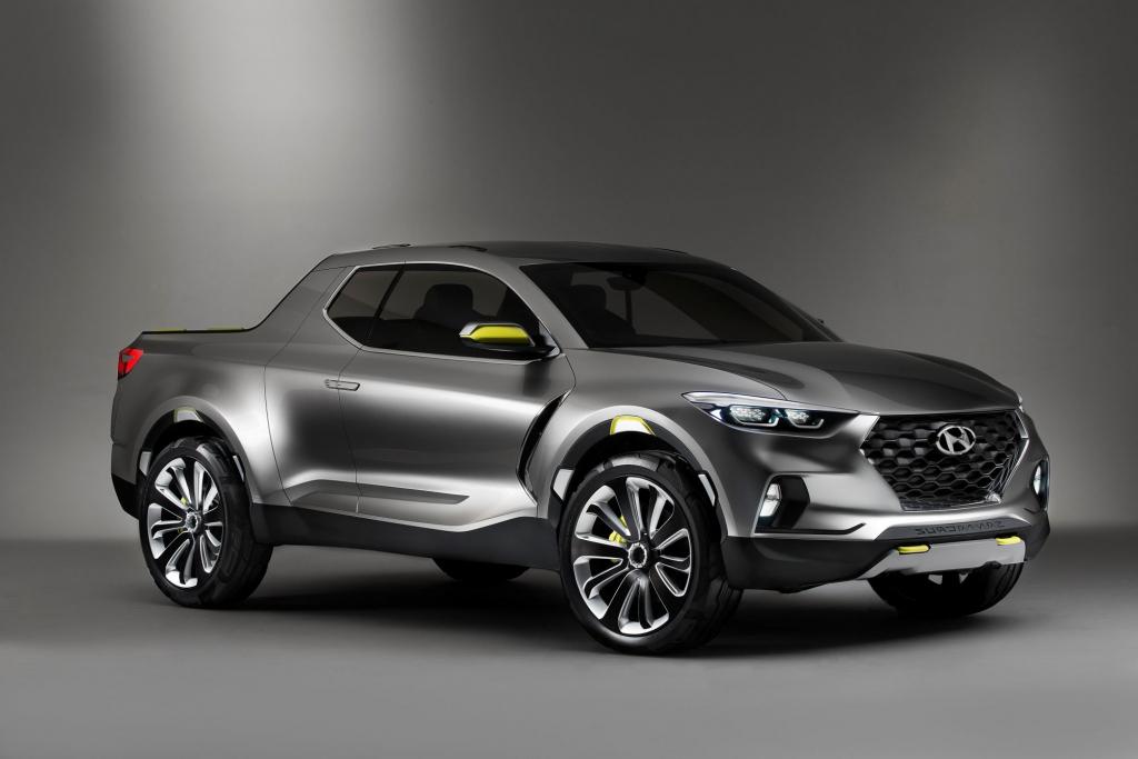 2022 Hyundai Santa Cruz Wallpapers