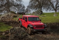 2022 Jeep Gladiator Images
