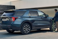 2022 Ford Explorer Powertrain