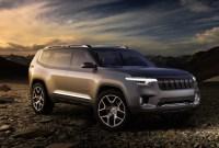 2022 Jeep Grand Cherokee Specs