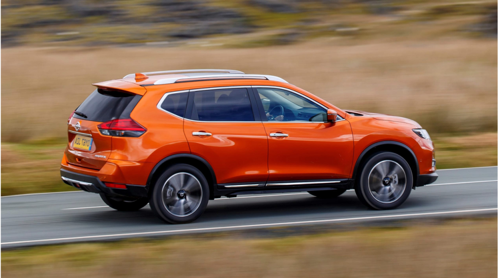 2022 Nissan XTrail Images