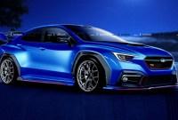 2022 Subaru WRX STI Exterior