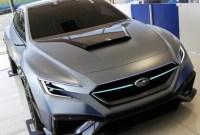 2022 Subaru WRX STI Spy Photos