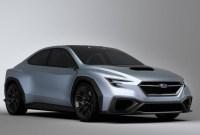 2022 Subaru WRX STI Spy Shots