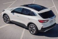2021 Ford Escape Spy Photos