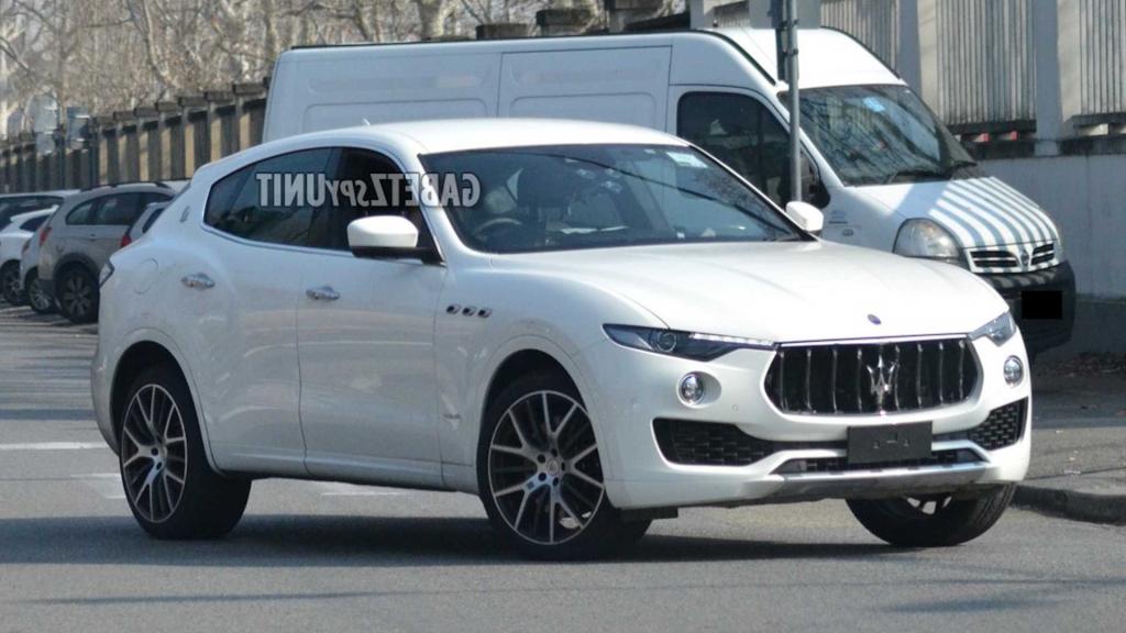 2021 Maserati Levante Wallpapers