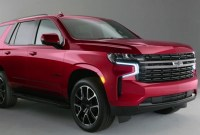 2022 Chevy Tahoe Wallpaper