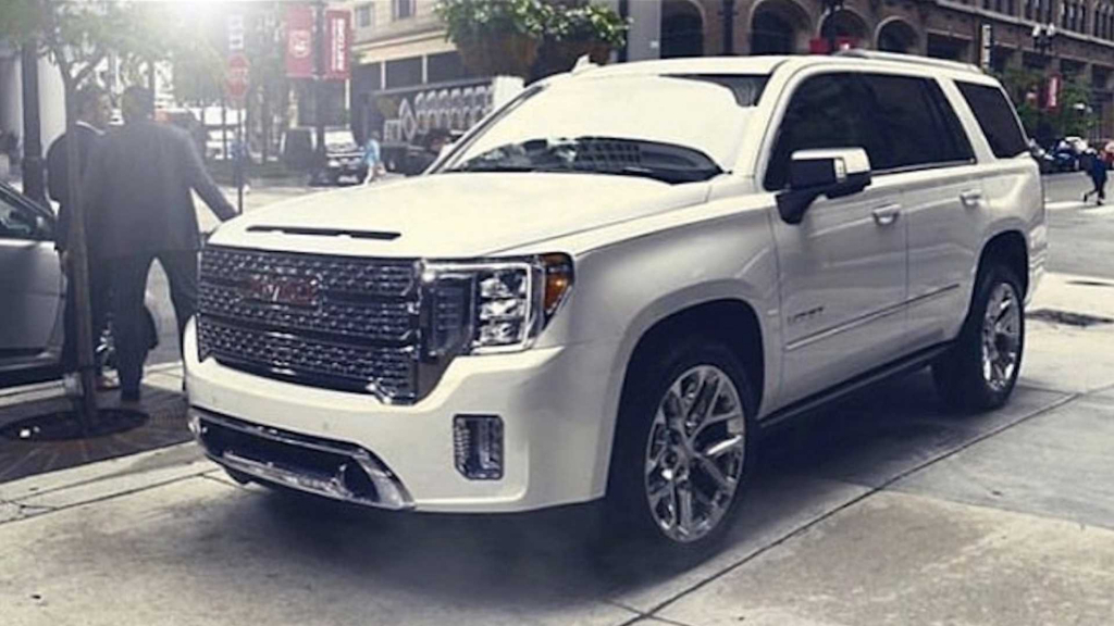2022 Gmc Yukon Concept Pics And Release Date Suv Models