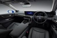 2022 Toyota Mirai Hydrogen Fuel Cell EV Concept