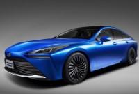 2022 Toyota Mirai Hydrogen Fuel Cell EV Redesign