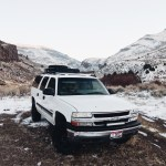 An Amazing Sleeping And Camping Setup In A Chevy Suburban Suv Rving