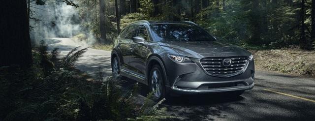 Best Midsize SUVs for 2022 - Mazda CX-9