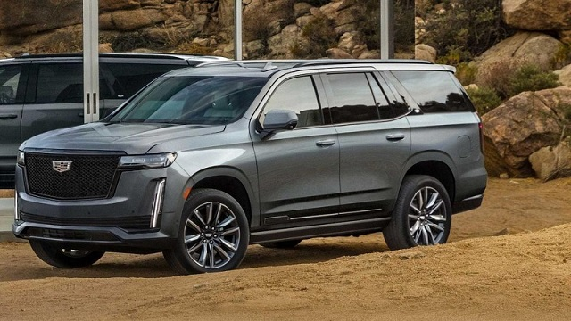 Best Full-size SUVs for 2022 - Cadillac Escalade