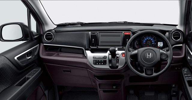 2022 Honda Element interior