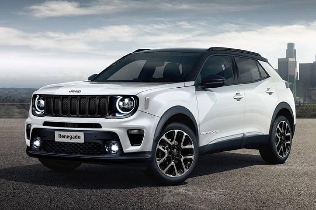 2022 Jeep Renegade